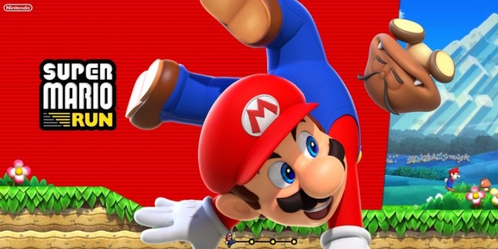 Pre-Register Now For Mario Run onAndroid