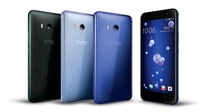 HTC U11 Announced! Check out thesespecs!