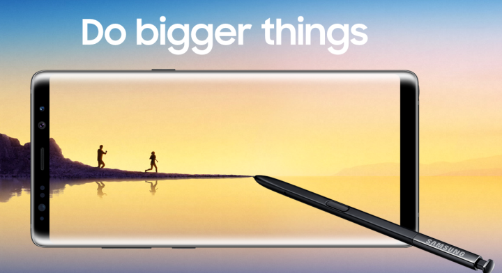 Galaxy Note 8 is Official! Here are the Specs!